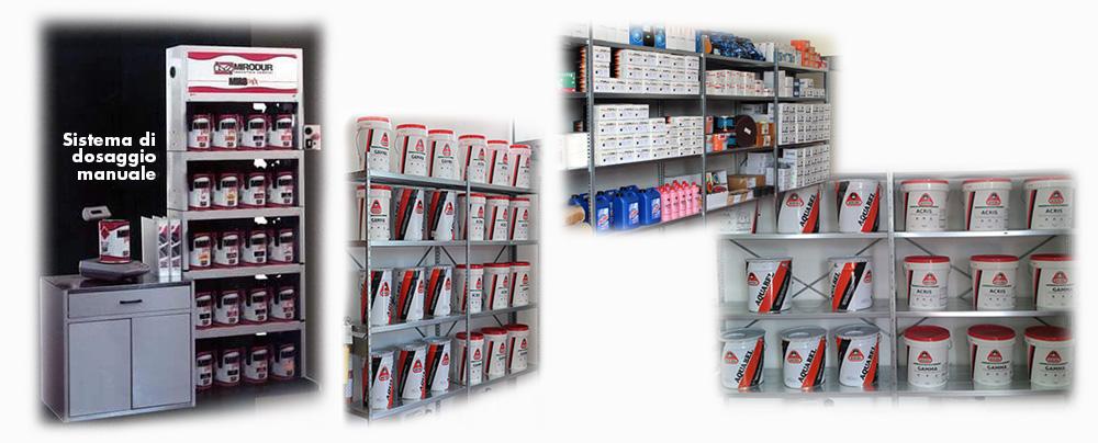 Sistema di dosaggio manuale